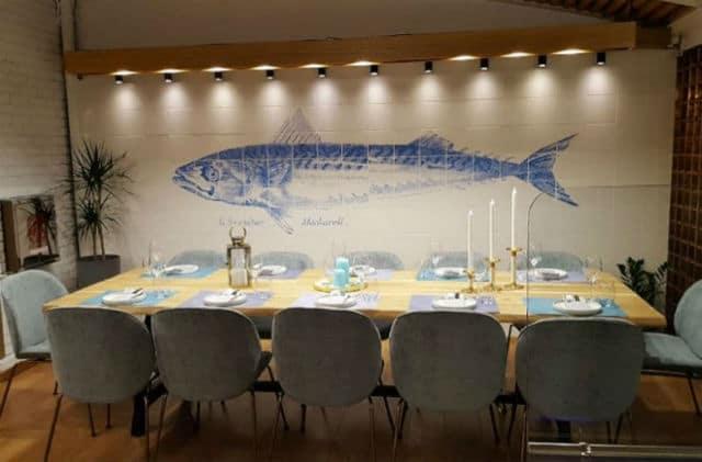 Αστερίας - εστιατόριο θαλασσινών Περιστέρι