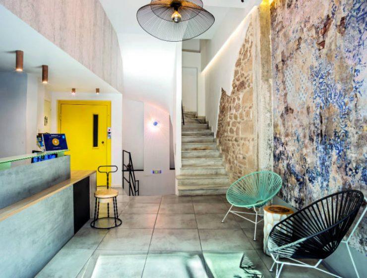 Τα 5 top ξενοδοχεία της Αθήνας από 100€ και κάτω!