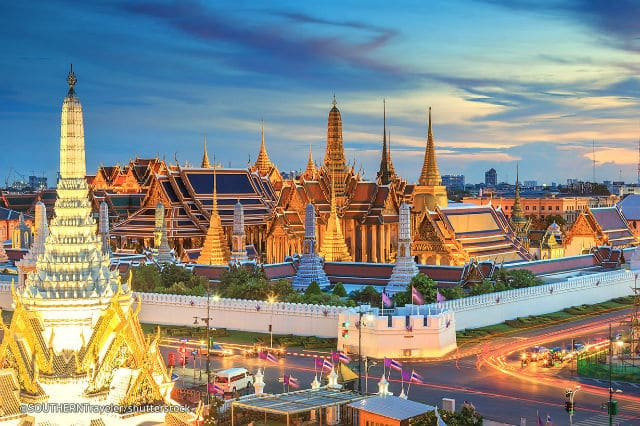 Wat Phra Kaew Μπανγκόκ