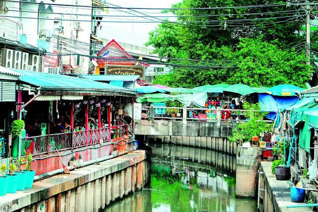 Μπανγκόκ αγορές