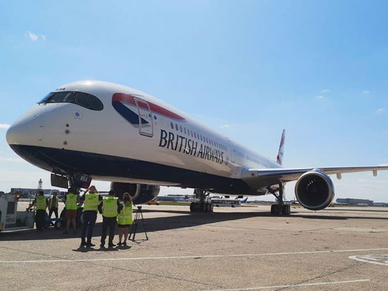 british airways απεργία