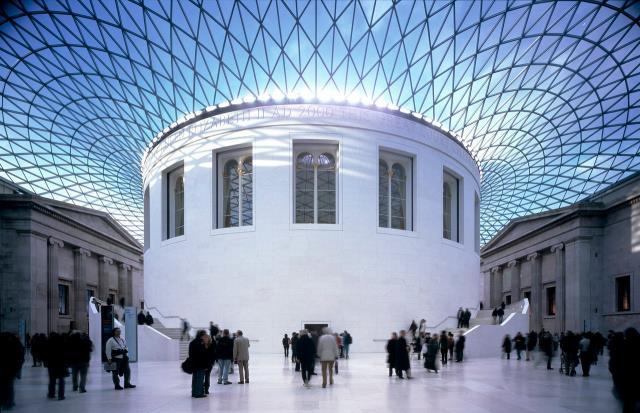 Βρετανικό Μουσείο, Λονδίνο, Ηνωμένο Βασίλειο