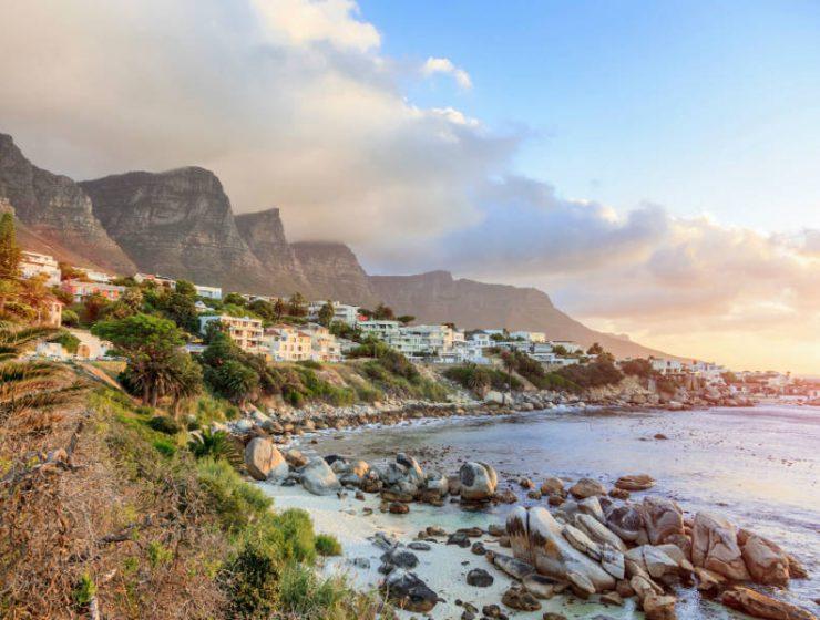 Κέιπ Τάουν, Νότια Αφρική