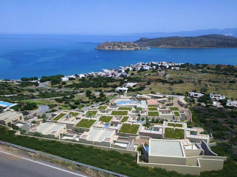 Αυτό είναι το νέο εντυπωσιακό 5άστερο ξενοδοχείο με θέα τη... Σπιναλόγκα!