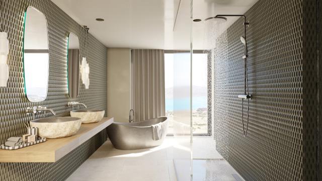 Cayo Exclusive Resort & Spa - μπάνιο premium βίλα