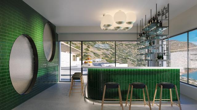 Cayo Exclusive Resort & Spa - lobby bar