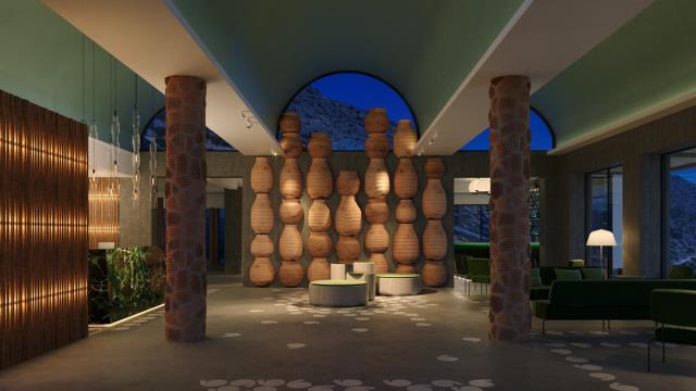 Cayo Exclusive Resort & Spa - καθιστικό lobby
