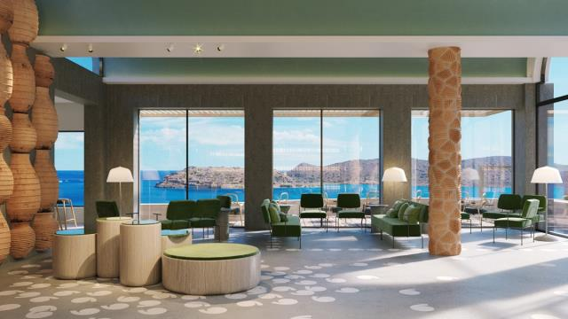 Cayo Exclusive Resort & Spa - lobby με θέα