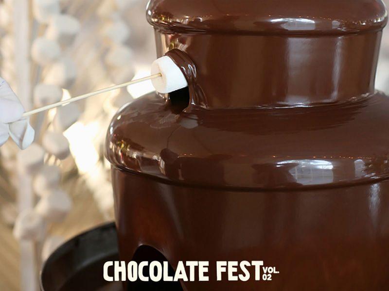 Το φεστιβάλ σοκολάτας επιστρέφει και πάλι στην Αθήνα για να μας γλυκάνει!