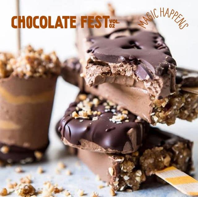 chocolate fest vol2 (φεστιβάλ σοκολάτας) - σοκολάτες