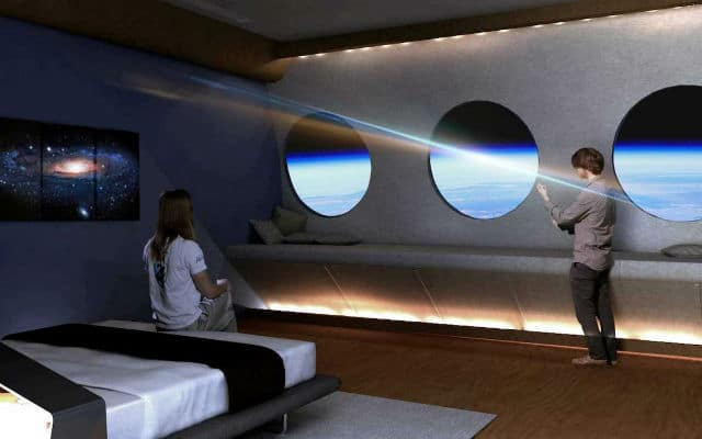 Πρώτο διαστημικό ξενοδοχείο