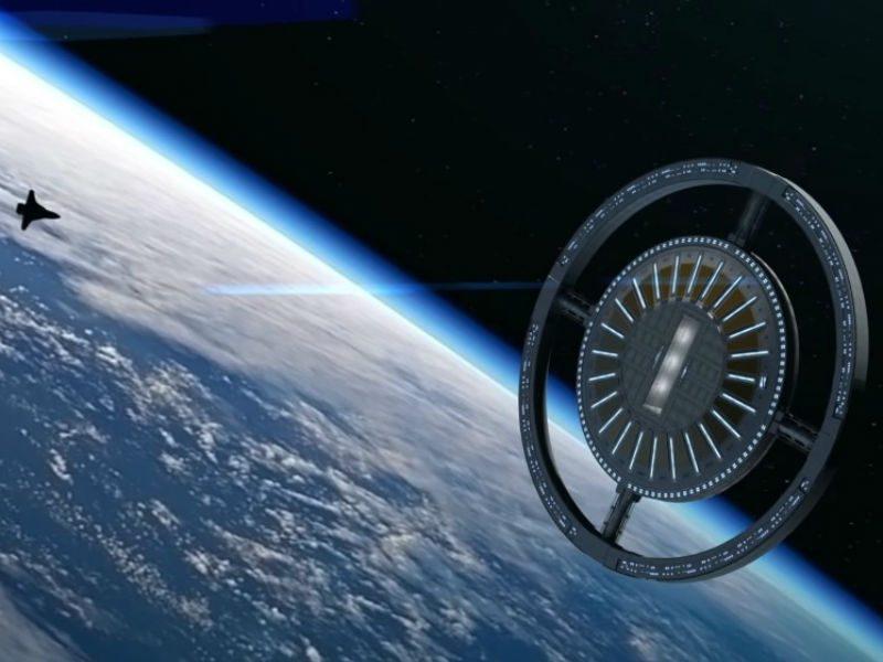 Έρχεται το πρώτο διαστημικό ξενοδοχείο