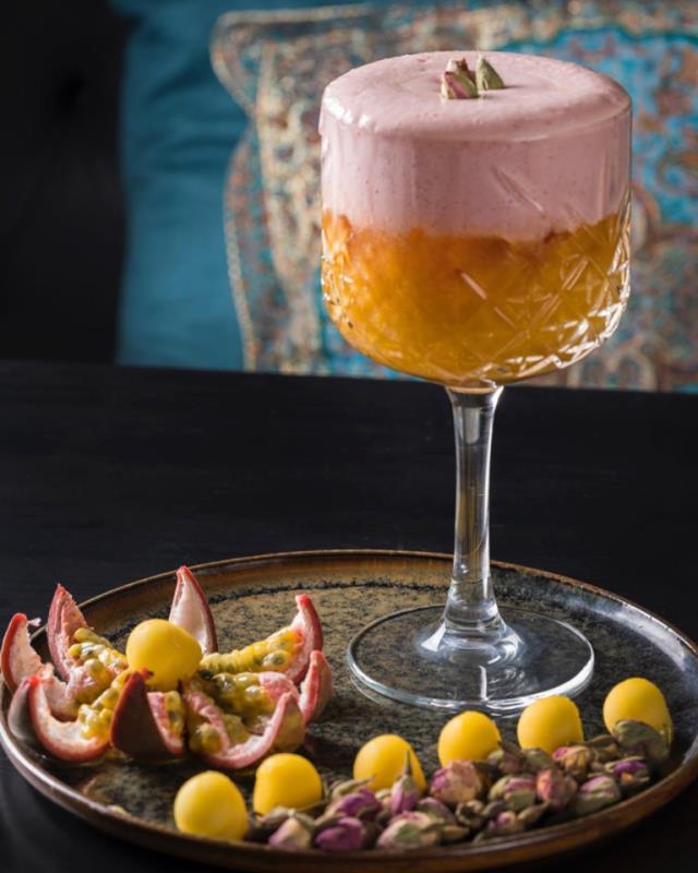 Divan cocktail