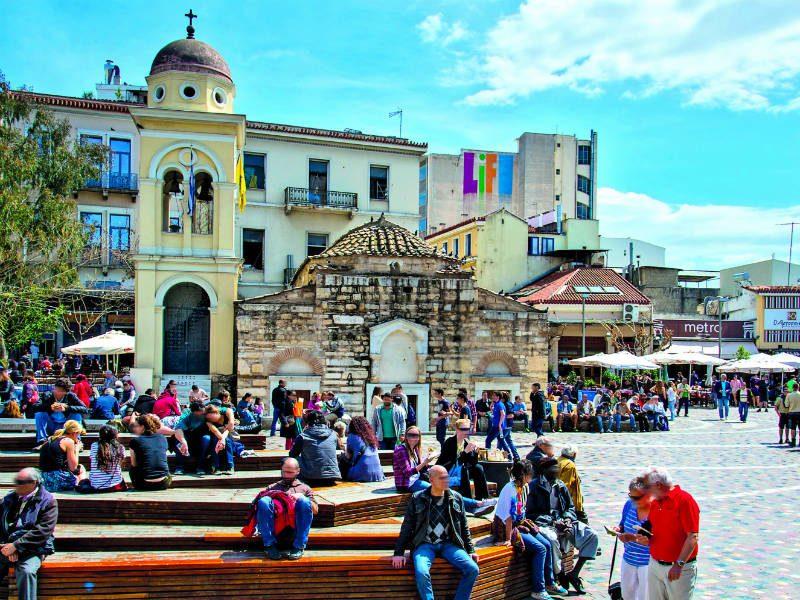Έξοδος στην Παλιά Αθήνα - Πλάκα και Μοναστηράκι