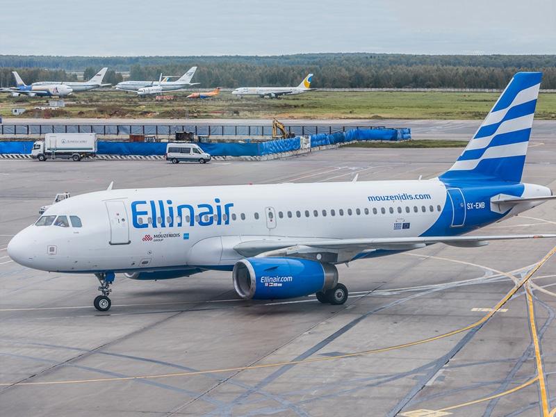 Ellinair: Τώρα οι πτήσεις Αθήνα-Θεσσαλονίκη στις οικονομικότερες τιμές!