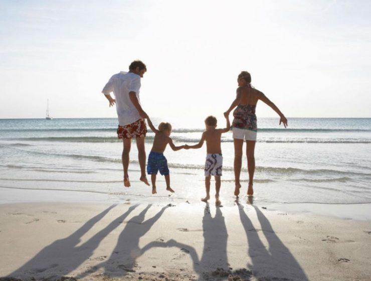 Νησιά Μεσογείου για οικογενειακές διακοπές