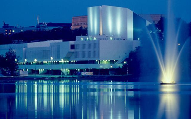 Finlandia Hall Ελσίνκι