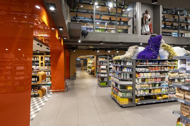 Flora Super Market, Μύκονος