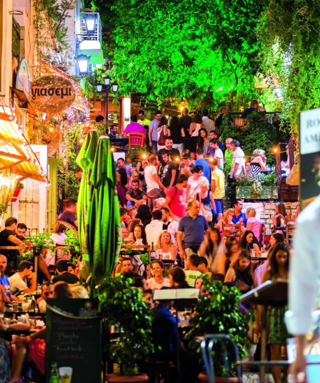 Γιασεμί Πλάκα - Best in Town Athens