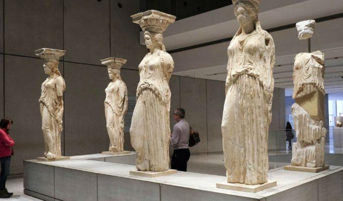 Μουσεία και αρχαιολογικοί χώροι Ελλάδα