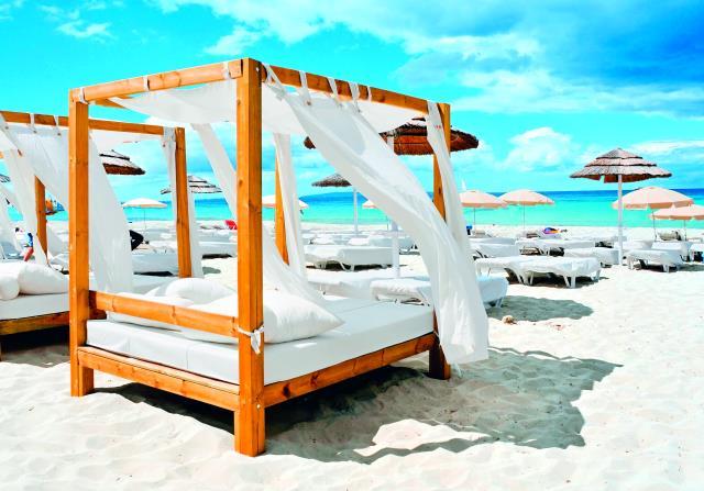 Ίμπιζα beach bar, Βαλεαρίδες Νήσοι