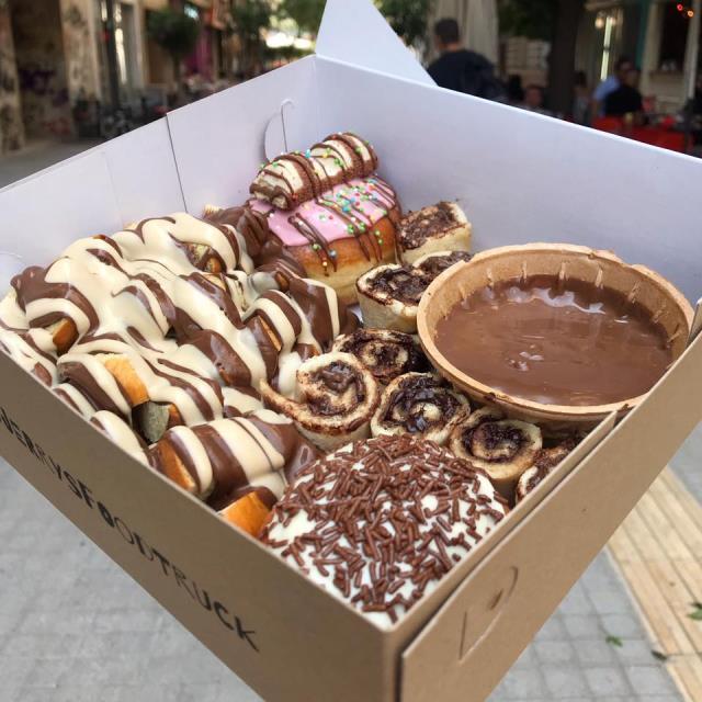 jerrys foodtruck sweet box