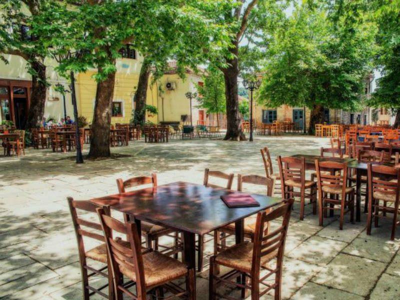 Το παλαιότερο καφενείο της Ελλάδας