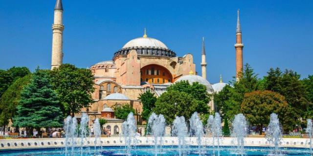 Κωνσταντινούπολη - Αγια Σοφια