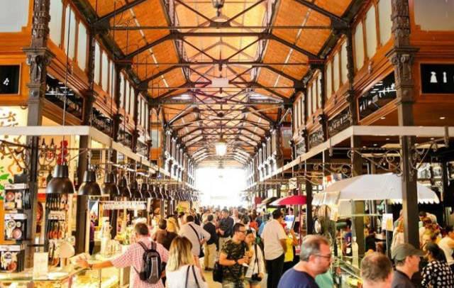 Mercado San Miguel, Μαδρίτη