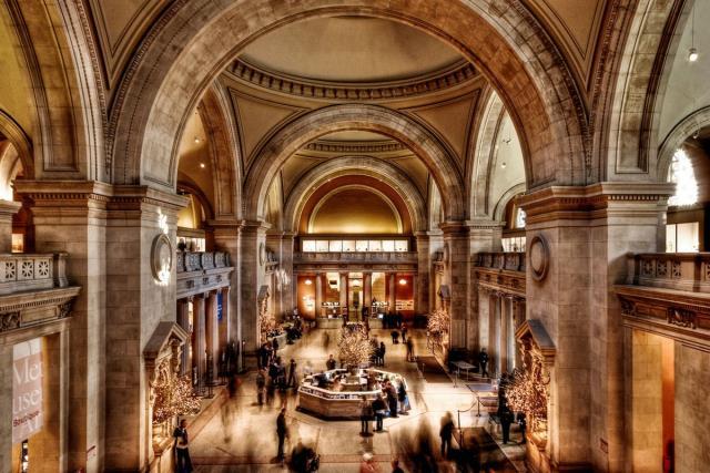 Μητροπολιτικό Μουσείο Τέχνης, Νέα Υόρκη, ΗΠΑ