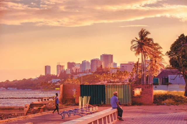 Μοζαμβίκη, Αφρική