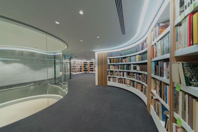 Μουσείο Γουλανδρή Αθήνα βιβλιοθήκη