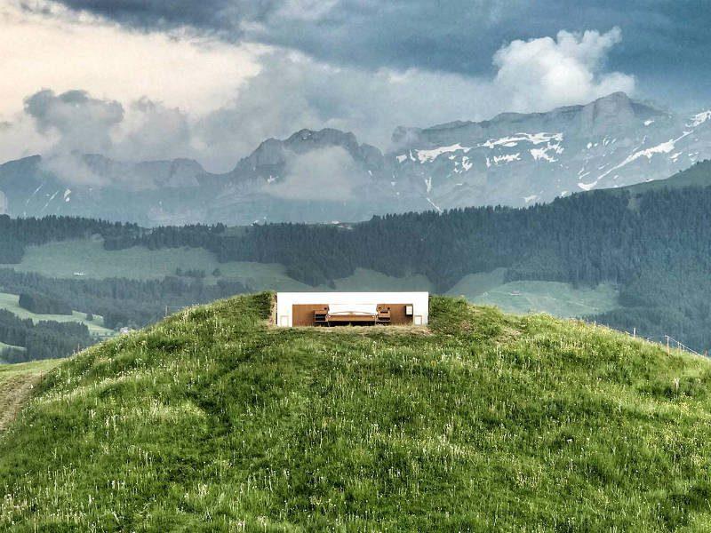 Null Stern Hotel - ξενοδοχείο 0 αστέρων, Ελβετία