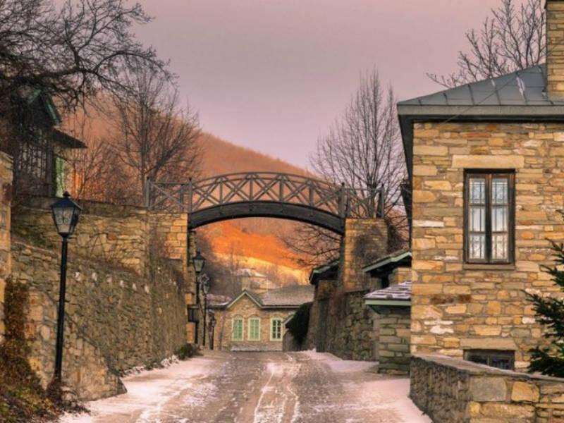 Νυμφαίο: Το ελληνικό χωριό... φάντασμα