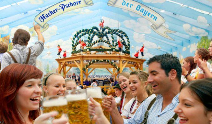 Oktoberfest: Όλα όσα πρέπει να γνωρίζετε για τη μεγαλύτερη γιορτή μπύρας!