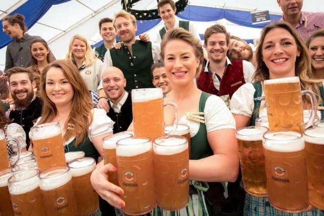 Oktoberfest μπύρα Μόναχο