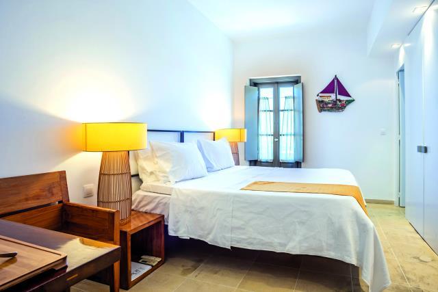 Orloff Resort Σπέτσες - δωμάτιο