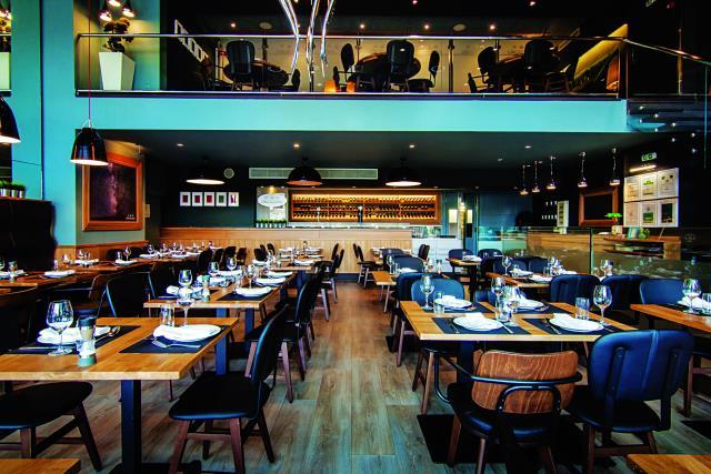 OROSCOPO εστιατόριο Αθήνα