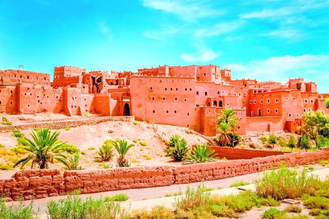 Ουαρζαζάτ Μαρόκο