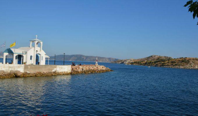 Πάχη Μεγάρων - ψαροχώρι Αττική