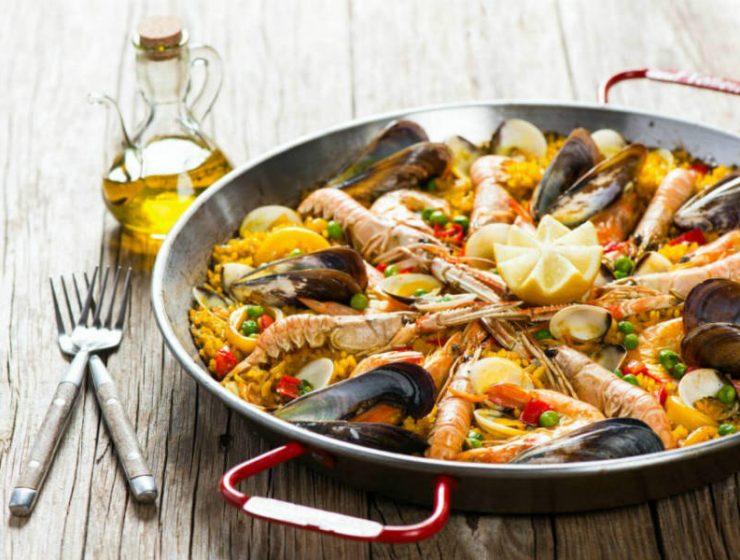 Βαρκελώνη φαγητά