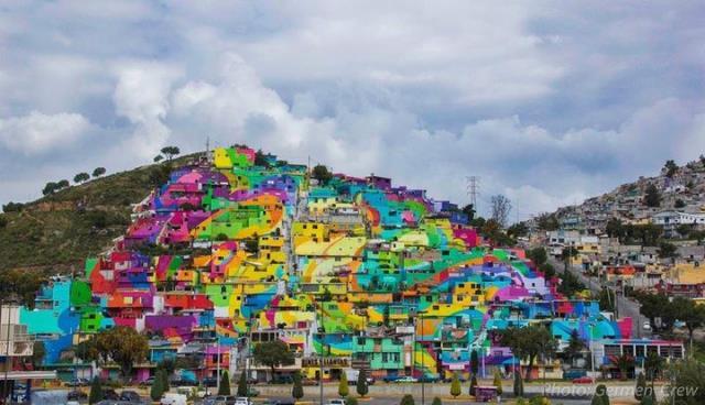 Palmitas, Pachuca de Soto, Μεξικό
