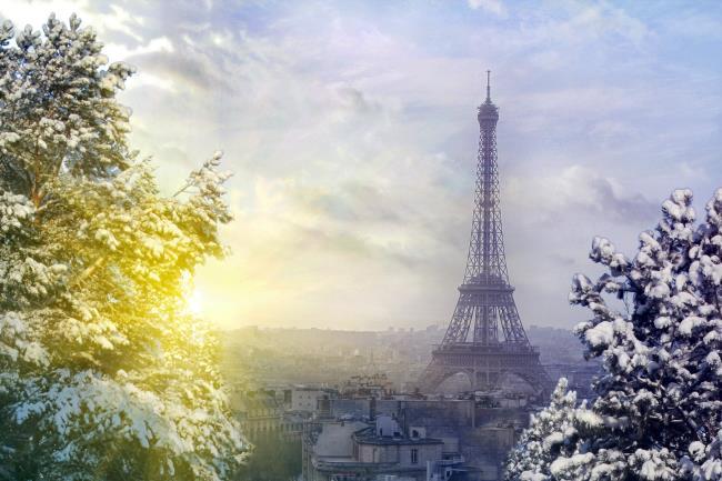 Παρίσι το χειμώνα