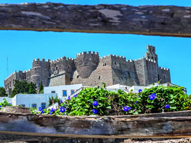 Πάτμος κάστρο
