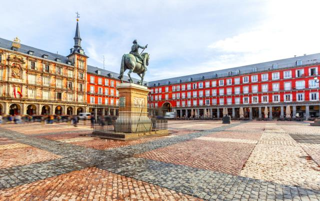 Plaza Mayor, Μαδρίτη