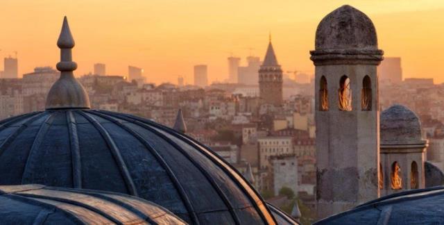 Κωνσταντινούπολη θέα