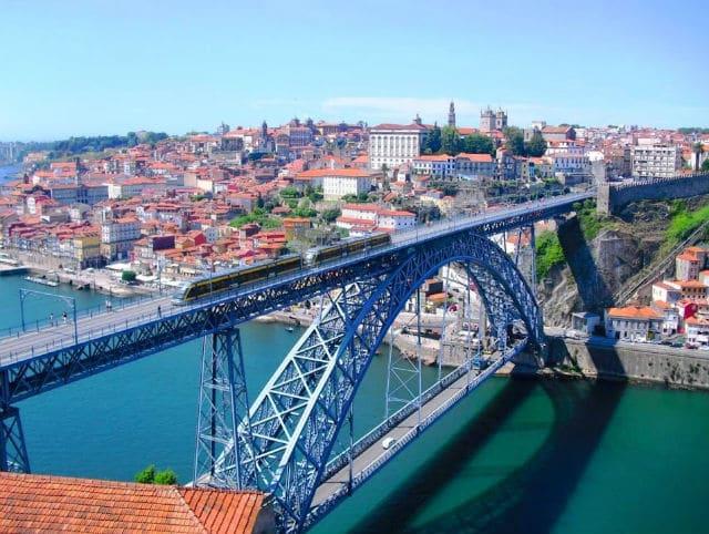 Γέφυρα Dom Luís, Πόρτο
