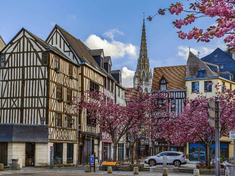 Ρουέν, Γαλλία