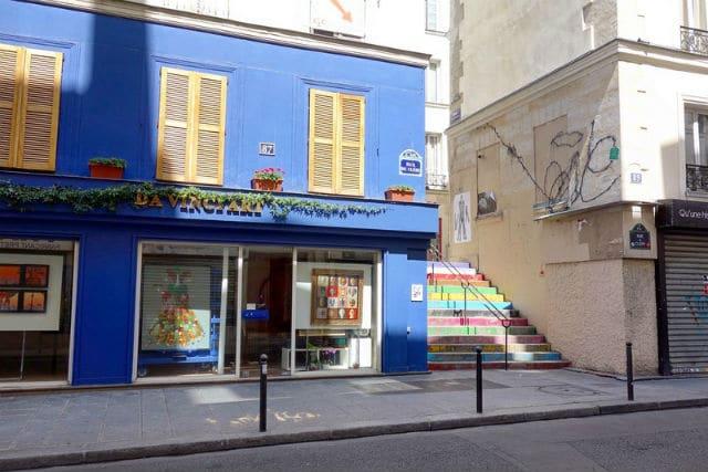 Ο μικρότερος δρόμος του Παρισιού