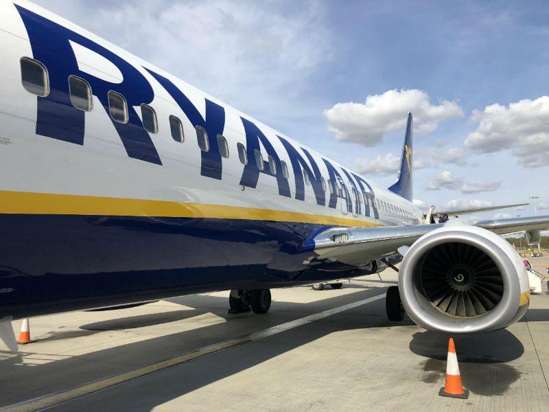 Ryanair νέα - προσφορά - δρομολόγια